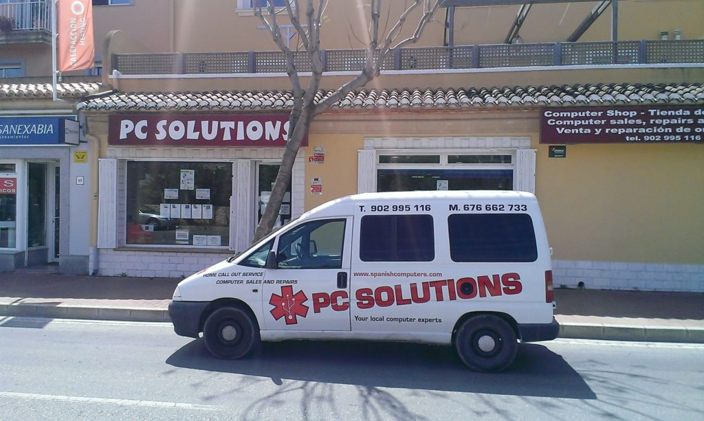 javea pc shop